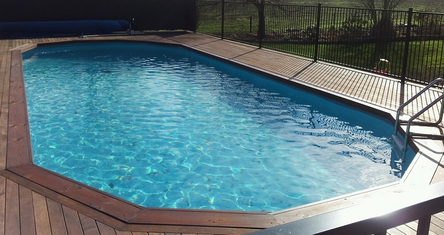 Swimming pools spa pools swimming pools equipment service for Above ground swimming pools nz