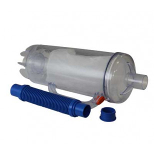 Leaf Canister Inline Strainer Spa Pools Swimming
