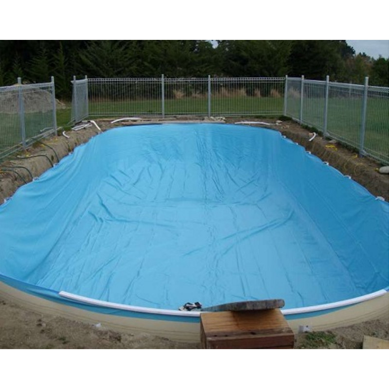 Standard depth liner options pool parts accessories for Garden pool liners nz
