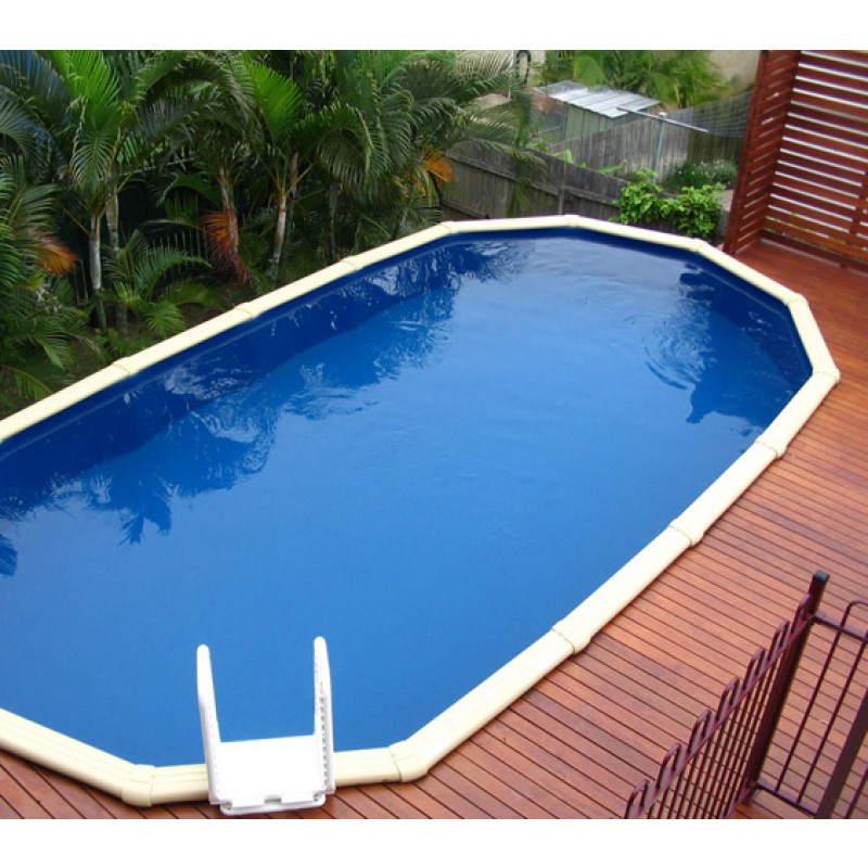 Coral Reef Navy Liner Capping