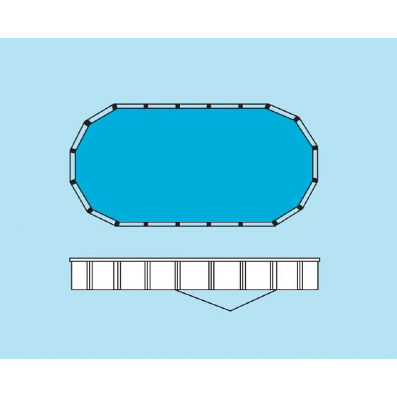 Typical Coral Reef Layout