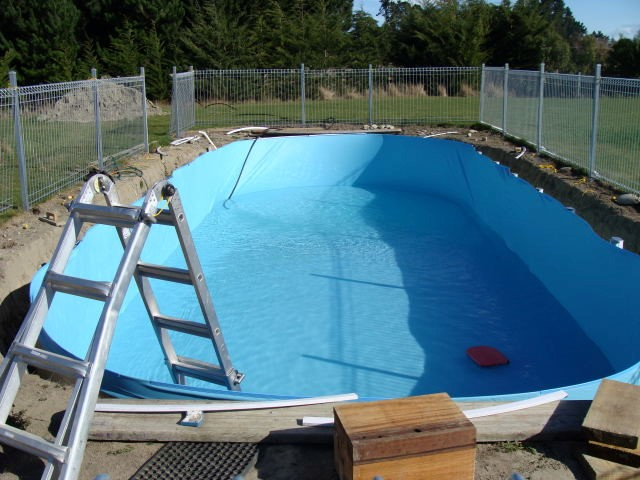 Pool Installation 10