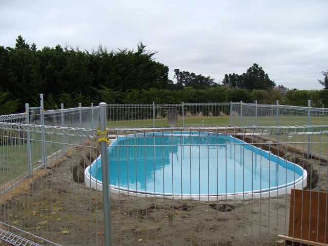 Pool Installation 12