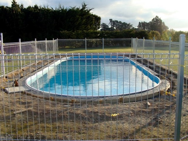 Pool Installation 14